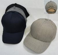 Cotton Ball Cap [Assorted Marl]